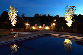 Landscape Lighting Contractor Designing Your Outdoor Living Space Baron Landscaping