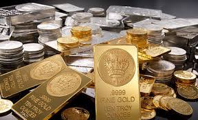 gold silver decline on stockists selling global cues