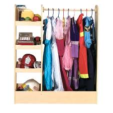 guidecraft see and store dress up center natural guidecraft