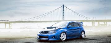 subaru rsti widebody import image racing discount performance and racing parts
