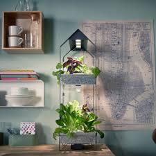 ikea introduce a hydroponic indoor gardening kit hydroponics