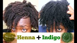 natural hair dye diy henna indigo for black hair from start to
