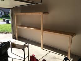 Building Wooden Garage Storage Shelves by 6 Simple Diy Garage Storage Solutions You Can Do Today