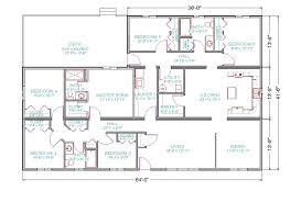 Home Floor Plans 2000 Square Feet Modular Ranch Tlc Modular Homes