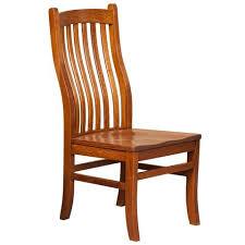 Amish Dining Room Chairs Amish Dining Room Chairs Hardwood Customizable Dining Chairs