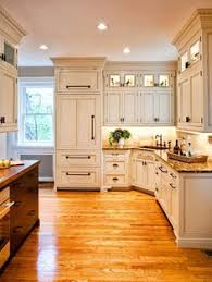 White Kitchen Cabinet Design Pictures Of Kitchens Traditional Off White Antique Kitchen