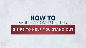 cover letter tips 6 secrets to writing a great cover letter