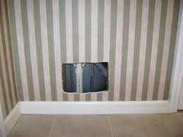 how to fix a shower leak behind the wall