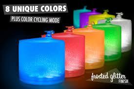 color solar light eco friendly portable led