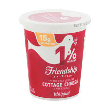 Friendship Cottage Cheese Nutrition by Sage Project Friendship Dairies