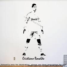 cristiano ronaldo football soccer player wall murals jrd2 jr cristiano ronaldo wall stickers