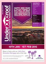 underoneroof 19th jan 2015 issue by coast media issuu