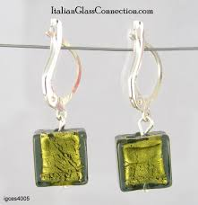 are leverback earrings for pierced ears single square bead earrings w silver leverback for pierced ears