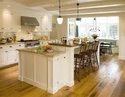 multi level kitchen island crown point cabinetry traditional kitchen burlington by