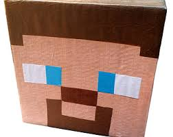 Minecraft Party Centerpieces by Minecraft Party Etsy