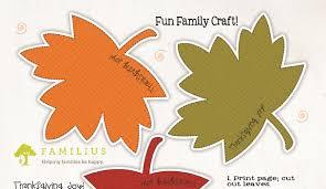 familius free printable thanksgiving leaf garland