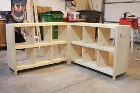 Cube Bookshelves Ana White Cube Bookcases Diy Projects