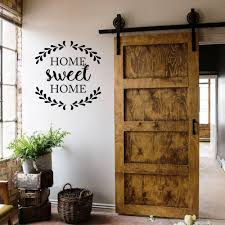 online shop home sweet home quote decal home decoration door