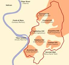 Garden Of The Gods Map Palatine Hill Wikipedia