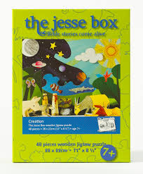 jesse box creation jigsaw puzzle other ignatius press