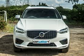 volvo xc60 new volvo xc60 review carwitter