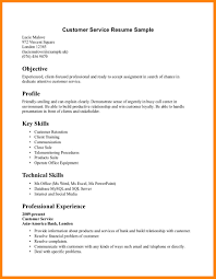 Resume Objective Call Center Resume Sle Call Center 28 Images Customer Service Experience