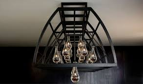 Holly Hunt Chandelier Welcome To Veranda Seven Showroom Moscow Russia
