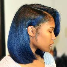 natural black hair styles short in back long in front unique african american hairstyles short front long back african