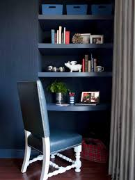 ideas for decorating home office small home office ideas hgtv