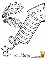 4th Of July Coloring Pages Crayola