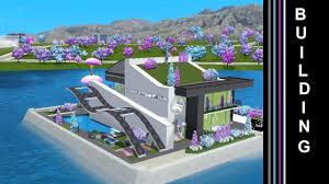 Home Design For The Sims 3 The Sims 3 Into The Future Building A House In Utopia Oasis