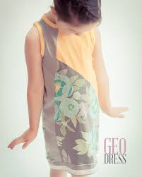 the geo dress u2013 available now free