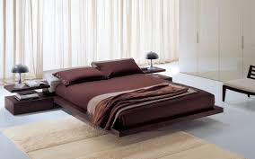 low profile bed modern bedroom design with floating king size low profile bed is