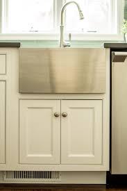 Kitchen Sink Cabinet Base Kitchen Remodel With Custom White Cabinetry U2014 Ackley Cabinet Llc