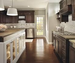 kitchen island cherry wood cherry cabinets with large white kitchen island homecrest