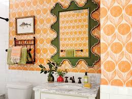 who says you can u0027t decorate a room with orange southern living