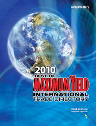 Heath Zenith Sl 4100 Bk A by 2010 Best Of Maximum Yield International Trade Directory By