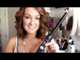 whats the best curling wands for short hair best curling iron for short hair photos 2017 blue maize