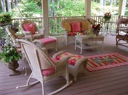 shabby chic screened porch shabby chic with a french country