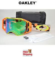 oakley motocross goggles oakley airbrake prizm goggles mx atv motocross thermo camo