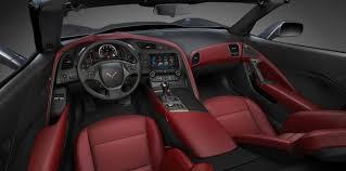 2011 Corvette Interior Deep Dive The High Quality High Tech Interior Of The 2014 Chevy