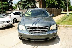 2007 chrysler pacifica magnesium pearl used car sale