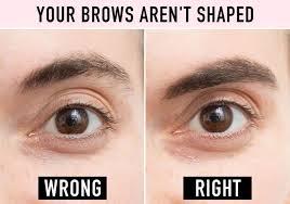How To Change Your Eyebrow Shape 10 Brilliant Makeup Hacks That U0027ll Change Your Life