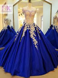 aliexpress com buy 2018 real picture royal blue prom dresses