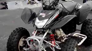 2011 honda trx250x youtube