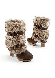 s boots with fur 43 best boots with the fur images on fur boots