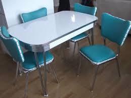 set de cuisine retro table de cuisine vintage trendy table manger with table de