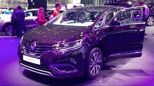 renault espace 2017 renault espace 2017 in detail review walkaround interior exterior