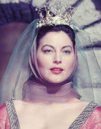 Knights Of The Round Table 1953 Gatabella Ava Gardner In Knights Of The Round Table 1953 Ava