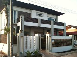 modern boundary wall designs with gate gallery also home main and